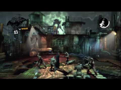 Batman Arkham Asylum Gameplay 38 - Joker Boss Battle - [HD] |