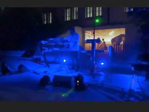 """Space Dive -  Don Alessandro (Athens """"Arsakeion"""" concert)"""