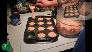 Bbq Pink Lemon Cupcakes Cooking With Jimbo Jitsu On The Weber Gold Day 176
