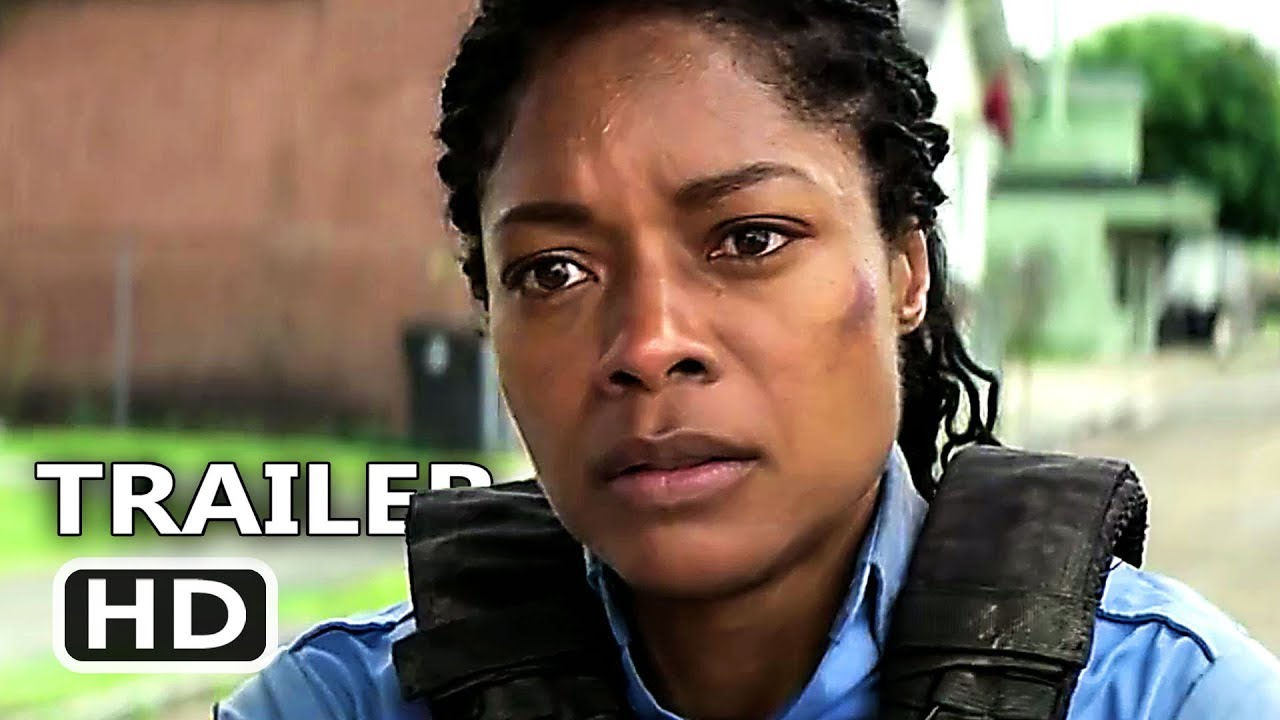 BLACK AND BLUE Trailer (2019) Naomie Harris, Action Movie ...
