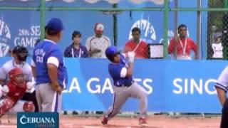 Gambar cover Men's Softball Recap: Philippines vs. Thailand | 2015 SEA Games