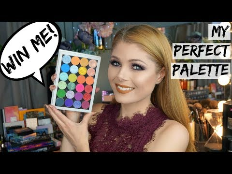 My Perfect Palette | International Giveaway | OPEN