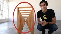 Furniture Optical Illusions - Zach King Magic