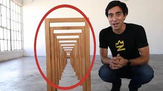 Furniture Optical Illusions   Zach King Magic