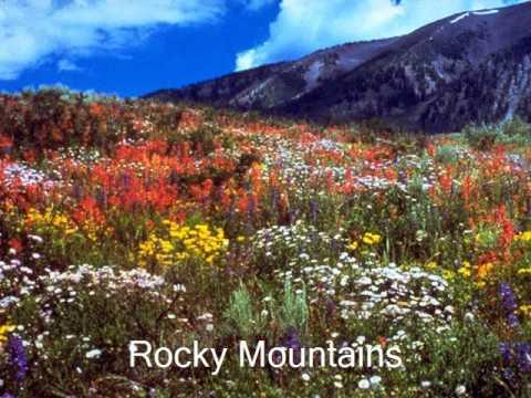 US Landforms Photo Story YouTube - Us landforms