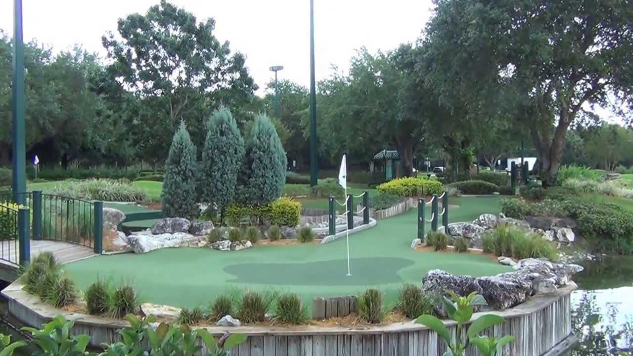 Fantasia Gardens And Fairways Miniature Golf Pictures
