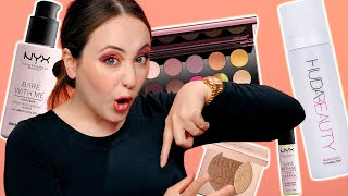 Makeup Try On + New hot Makeup 2020 Review