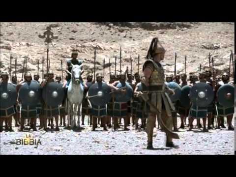 La Bibbia - Davide e Golia ( 1Samuele 17;44-47 )