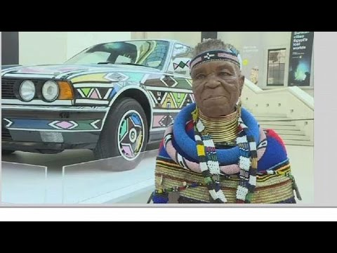 'South Africa the art of a nation' exhibition in London