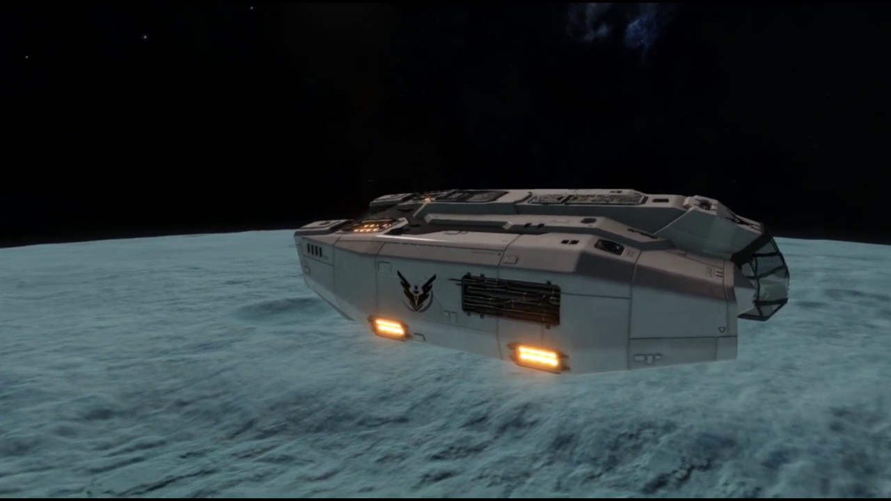 The 48-hour Elite Dangerous rescue mission to the edge of