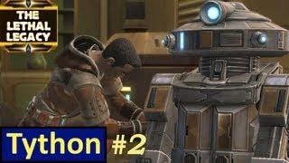 Jedi Knight Story (Origin) - Act 1 - Dark Presence Part 2