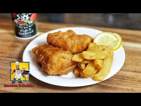 Fish And Chips | Beer Battered Fish