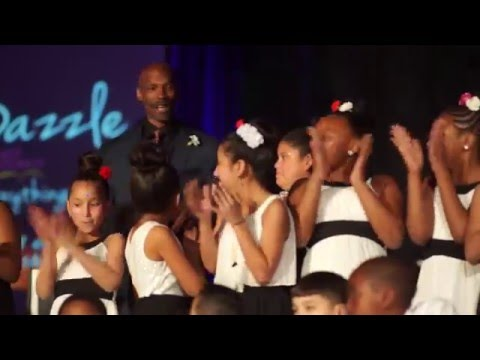 Martin Luther King, Jr. Elementary School Dazzles!