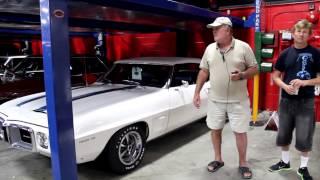 1969 Pontiac Firebird Trans Am Testimonial