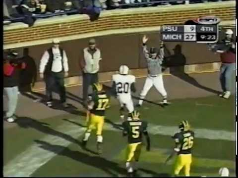 Eddie Drummond - Penn State Highlights