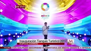 Inauguración tianguis turístico 2017