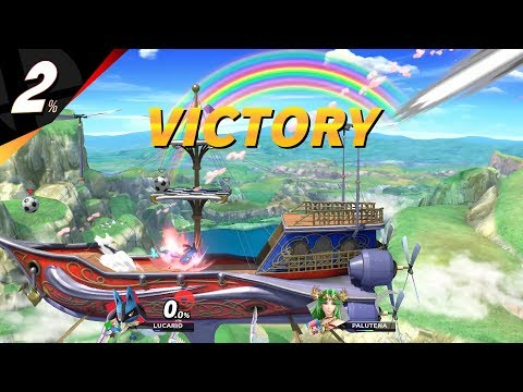 Super Smash Bros Ultimate - Part 2 - Wii Fit Trainer