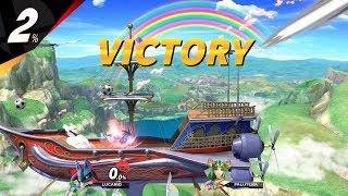 Super Smash Bros Ultimate - Part 2 - Wii Fit Trainer