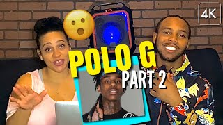 MOM reacts to POLO G (part 2) (Hollywood, Heartless, Effortless, & BST) 4K