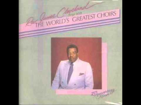 Where Is Your Faith In God- 1980's Rev. James Cleveland The King Of Gospel Music