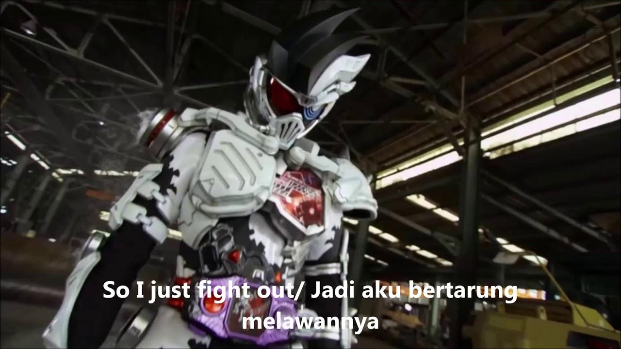 Wish in the dark kamen rider genm indonesia translate by ash light