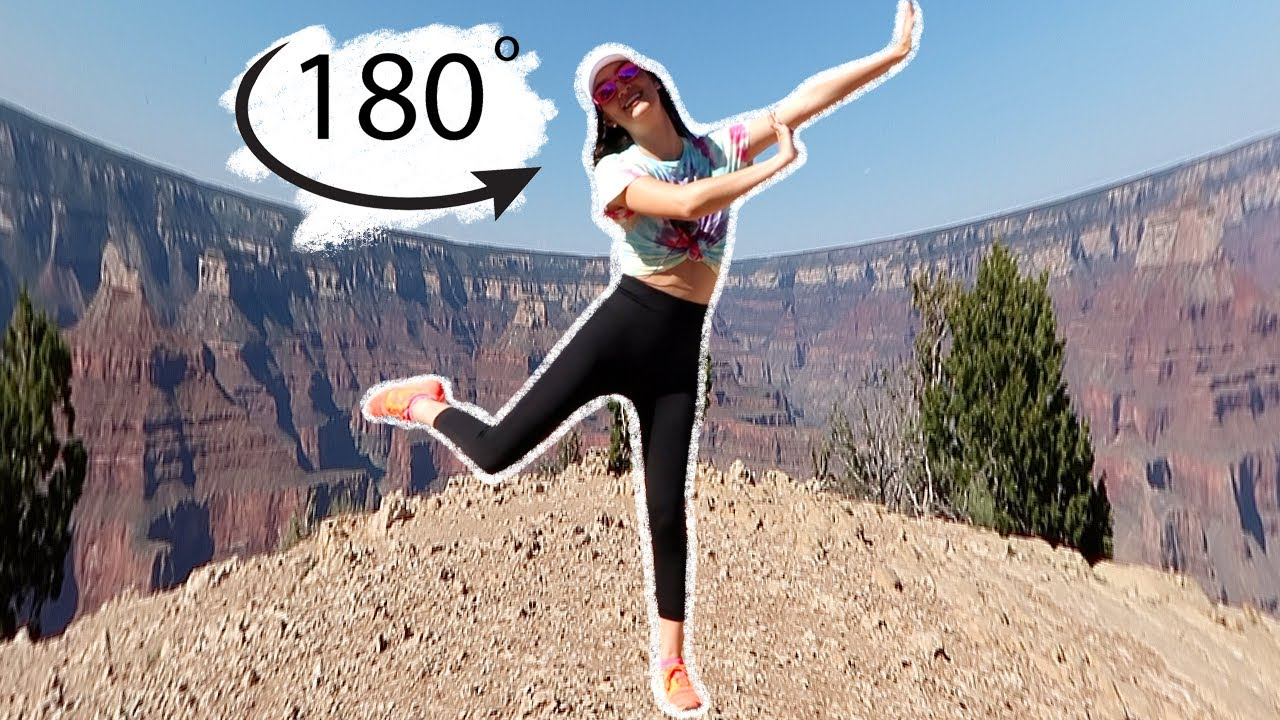 WHAT I WORE TO THE GRAND CANYON!! (180° LOOKBOOK!) 2