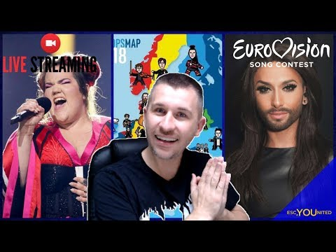 Mattitude - The Eurovision News Live Stream