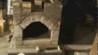 Missouri masonry no bread oven