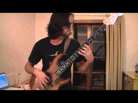 "Jeff Beck - ""Goodbye Pork Pie Hat"" Bass Cover"