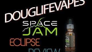 DouglifeVapes E Juice Review: Space Jam Eclipse