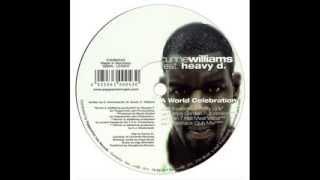 Cunnie Williams - A World Celebration  (Mousse T.