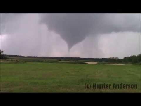 Gilman, MN tornado 8-24-14 (Benton County)