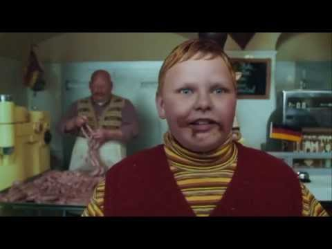Charlie and the Chocolate Factory Augustus Golden Ticket HD