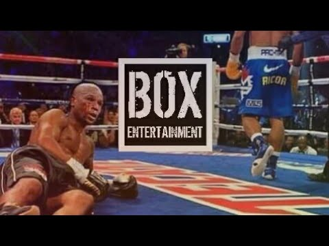 THE ONLY TIME FLOYD MAYWEATHER HAS BEEN KNOCKED DOWN!