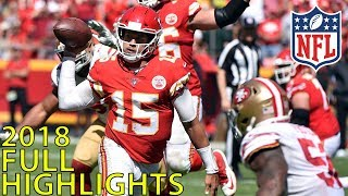 Patrick Mahomes\' FULL 2018 Highlights