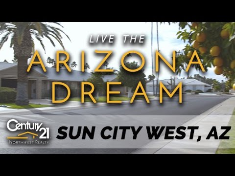 Living In Sun City West, AZ - Real Estate And Homes By Century 21 Northwest
