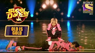 Download lagu Tejas और Tushar ने दिया एक मज़ेदार Performance | Super Dancer S3 | Old Is Gold