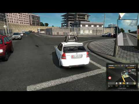 Honda Civic Hatchback V2 - Euro Truck Simulator 2 MODS - v1.34