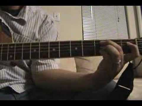 How to play: The Nearness of You on guitar