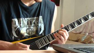 Kreator-Voices of the Dead guitar cover