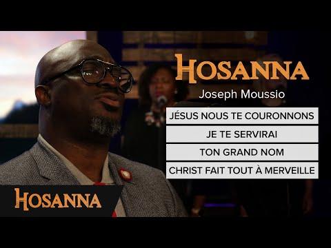 Hosanna Music - Jésus nous te couronnons / Je te servirai / Ton grand nom / Christ fait tout ...