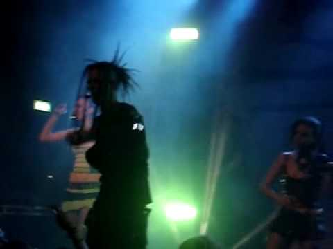 The Crüxshadows - Tears (Live at Summer Darkness 2007)