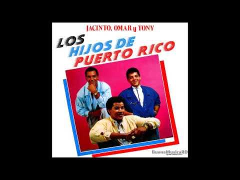 Los Hijos De Puerto Rico - Quiero (1987) [BuenaMusicaRD]