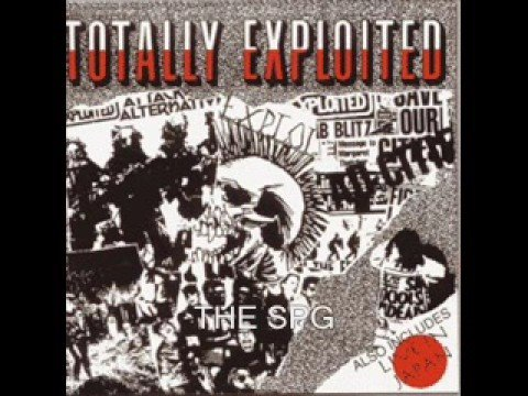 The Exploited - SPG (with lyrics)