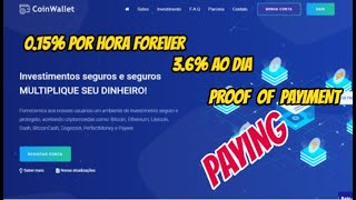 PAGOU!!! VEJA (CoinWallet) ME PAGOU 580.50 DOGECOIN INSTANTÂNEO - Proof of Payiment