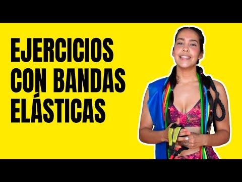 Ejercicios Con Banda Elástica Para Tren Superior | Ser Fitness 💪