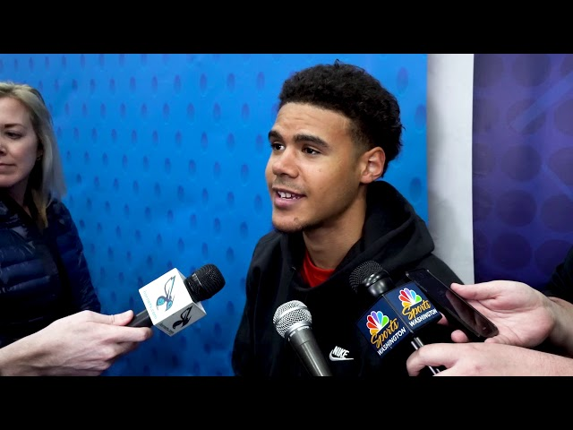 2019 Draft Combine Interview | Cameron Johnson