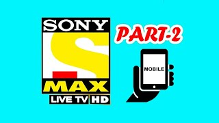 Sony Max Live Tv Channel Online Movies — Totoku