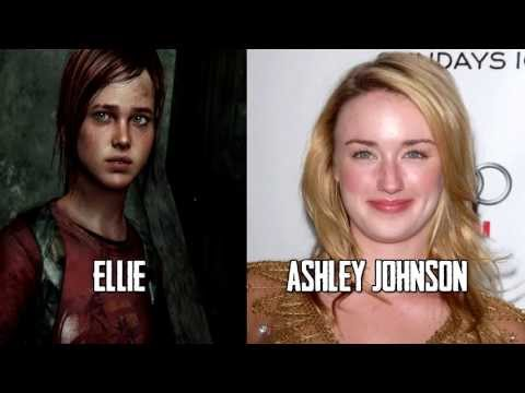 Characters And Voice Actors - The Last Of Us