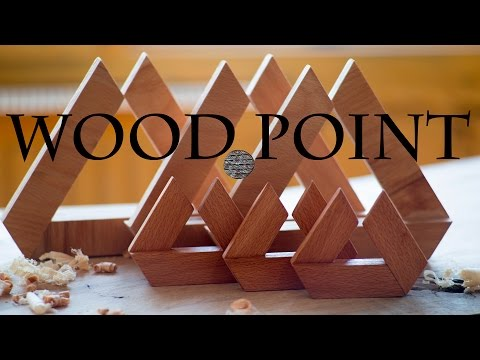 Penrose Triangle WoodPoint